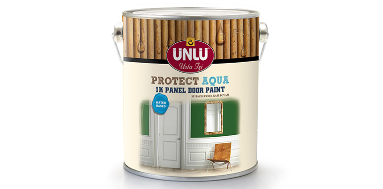 ÜNLÜ PROTECT AQUA Waterbased 1k Panel Door Primer